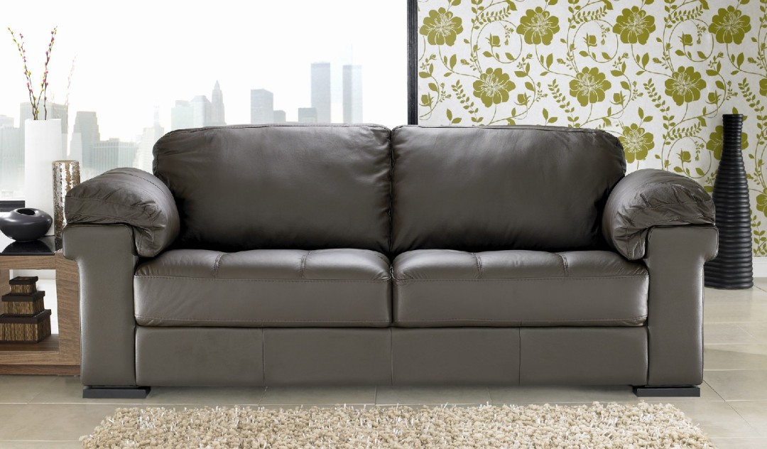 pizzaro leather sofa range